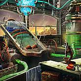 Скриншот к игре Twilight Town: Поиск Предметов