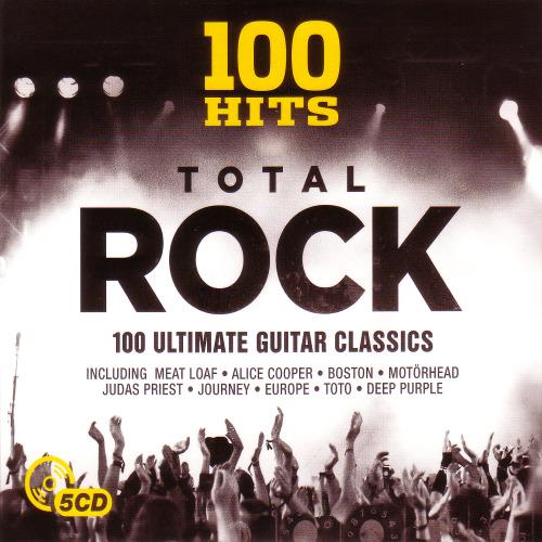 100 Hits Total Rock